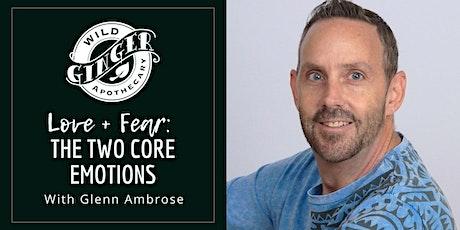 Love + Fear Workshop entradas