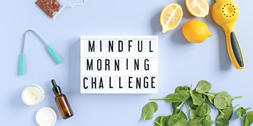 Mindful Morning Challenge 2020