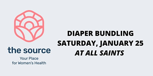 The Source for Women Diaper Bundling Event