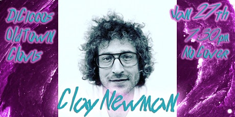 Just The Tips Monday Headlining Clay Newman Comedy Show+Open Mic tickets