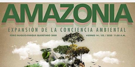 AMAZONIA. Expansion de la conciencia ambiental entradas