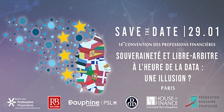 14ème Convention des Professions Financières billets