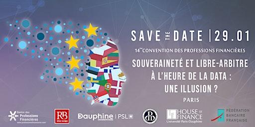 14ème Convention des Professions Financières