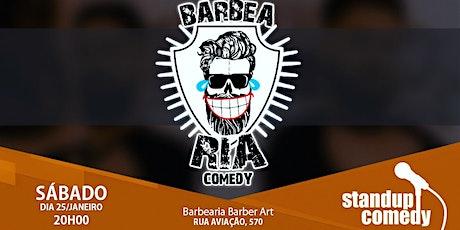 1° Barbea-RIA Comedy ingressos