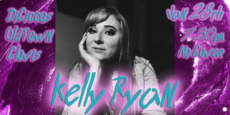 Just The Tips Tuesday Headlining Kelly Ryan Comedy Show+Open Mic tickets