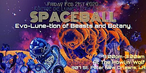 Krewe de Lune's 12th Annual Space Ball