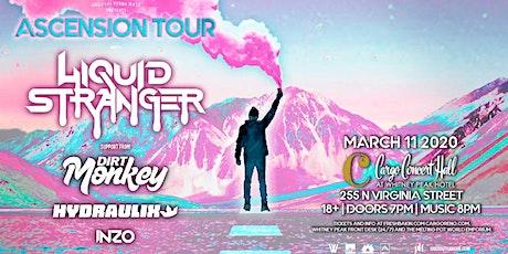 Liquid Stranger - Ascension Tour at Cargo Concert Hall tickets