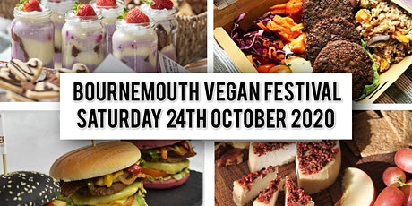 Bournemouth Vegan Festival tickets