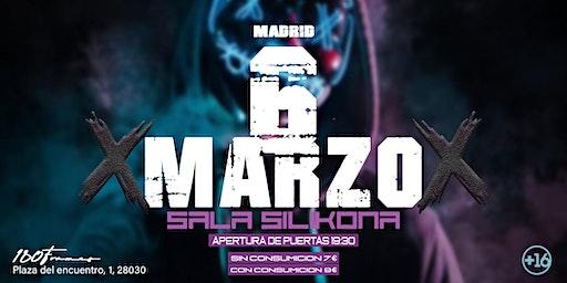 SILIKONA  *6 DE MARZO*