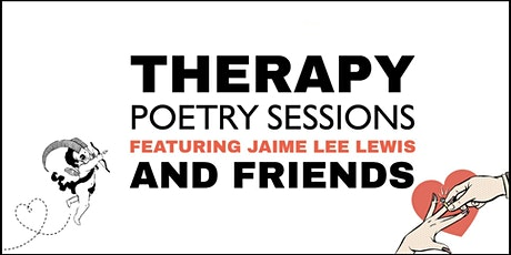 THERAPY Poetry Sessions tickets