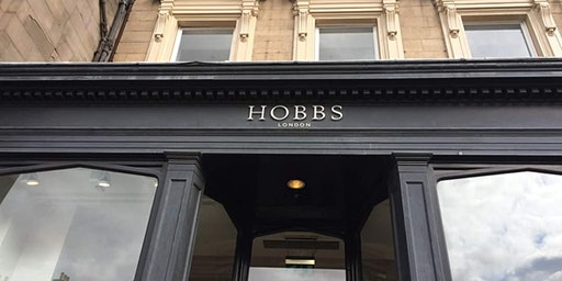 Fashion and Fizz at Hobbs