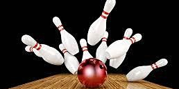 Ten Pin Bowling Strike Night