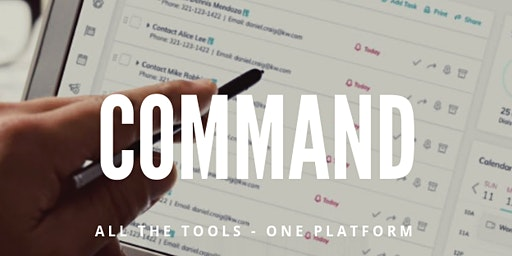 Command Work-Shop: How to get paid the right way