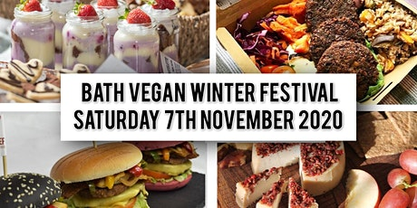 Bath Vegan Winter Festival tickets