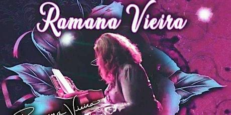 Ramana Vieira and Ensemble tickets