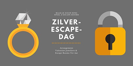 Zilver-Escape-dag tickets