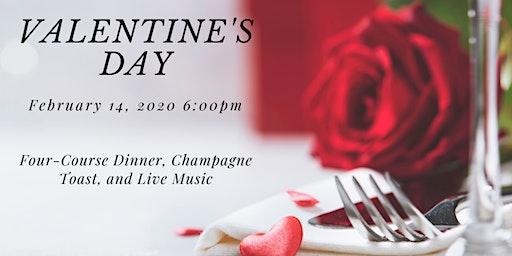 Valentine's Dinner at the Propylaeum