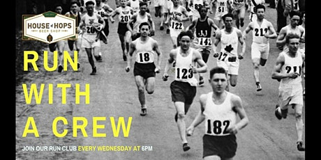 House Of Hops Glenwood Run Club Wednesdays at 6pm tickets