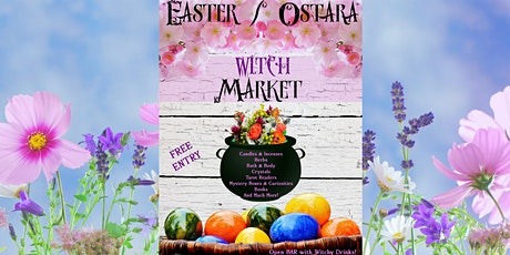 Easter / Ostara Witchy Market tickets
