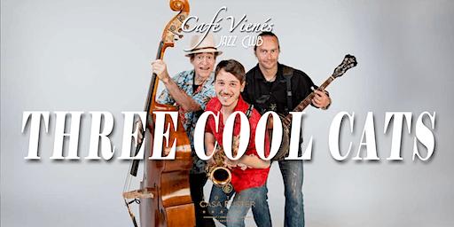 Música Jazz en directo: THREE COOL CATS