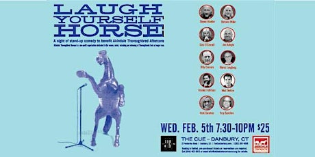 Laugh Yourself Horse! tickets