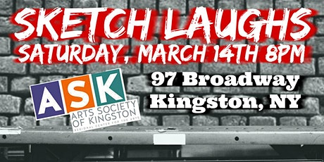 Sketch Laughs! w/ Crime Alley tickets