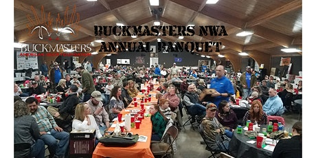 Buckmasters NWA Annual Banquet tickets