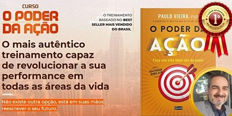 "Workshop ""O PODER DA AÇÃO"" ingressos"
