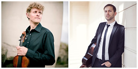 """Tim Klipuis and Jimmy Grant, """"In Conversation"""" tickets"""