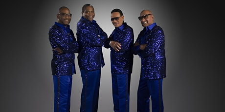The Four Tops at Maryland Hall tickets