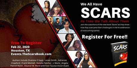 We All Have Scars - Lets Talk About It tickets