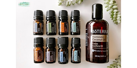 Intro to AromaTouch - Essential Oils tickets