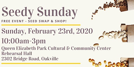Seedy Sunday Oakville