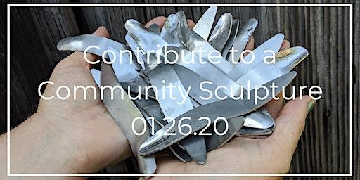 Community Sculpture Volunteer Day