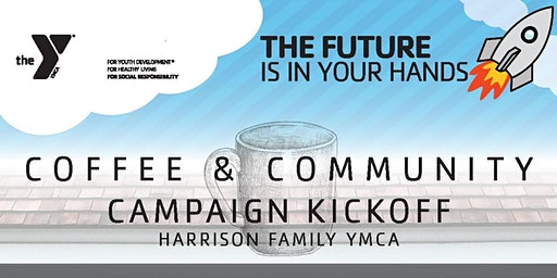 YMCA Coffee & Community Campaign Kickoff