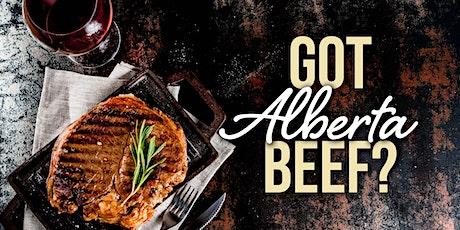 Got Alberta Beef? (Wine and Beyond Sage Hill) tickets