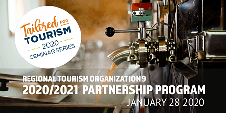 Tailored For Tourism - RTO9 Partnership Funding Information Session tickets
