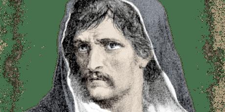 Giordano Bruno: Aventura cap a l'infinit entradas