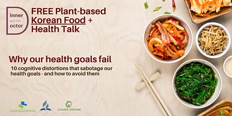 Dinner with the Doctor: Plant-based Korean food + Health Talk tickets