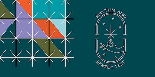 Rhythm and Remedy Festival