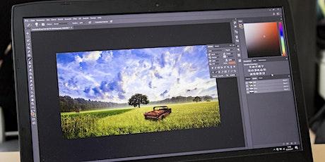 GTA Photography Classes | Photoshop 101  tickets