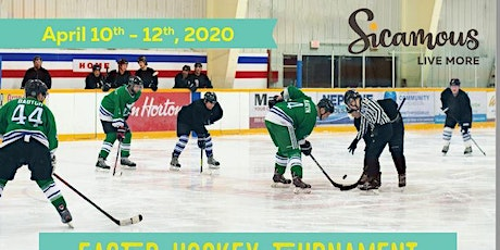 Sicamous Easter Hockey Tournament tickets