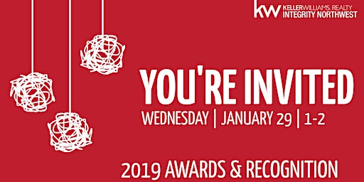 2019 AWARDS & RECOGNITION