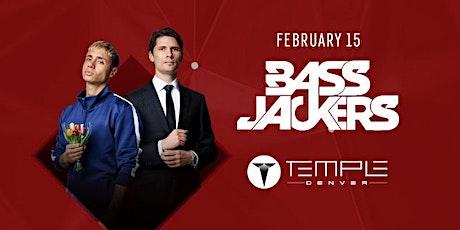Bassjackers tickets