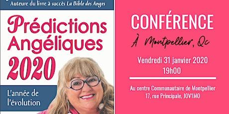 Conférence Prédictions Angéliques 2020 billets
