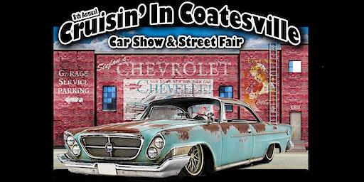 Cruisin In Coatesville Car Show & Street Fair