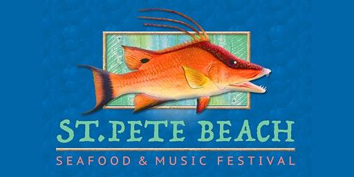 3rd Annual St. Pete Beach Seafood & Music Festival