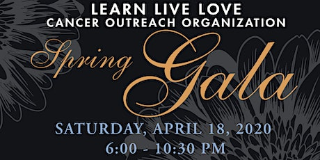 Learn Live Love 15th Annual Spring Gala tickets