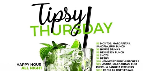 #Tipsythursday tickets