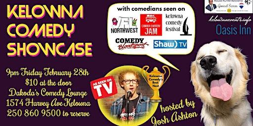 Kelowna Comedy Showcase